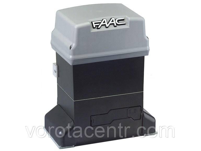 Автоматика для зсувних воріт FAAC 844 ER вагою до 1800 кг