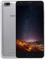 "Doogee X20 Silver 2/16 Gb, 5"", MT6580, 3G"