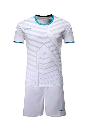 Футбольная форма Europaw 015 белая , фото 2