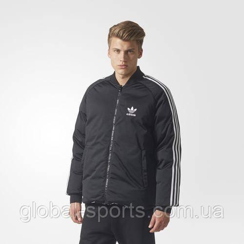 035b6b1fabf0 Мужская двухсторонняя куртка Adidas Originals SST(Артикул BR4791) - Global  Sport в Харькове