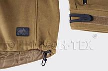 Флисовая кофта с капюшоном Helikon-Tex Patriot Heavy Fleece Jacket-Coyote L, XL, XXL/regular (BL-PAT-HF-11), фото 2