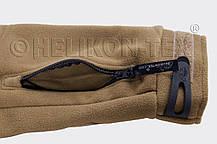 Флисовая кофта с капюшоном Helikon-Tex Patriot Heavy Fleece Jacket-Coyote L, XL, XXL/regular (BL-PAT-HF-11), фото 3