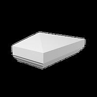 Полукрышка пирамида 4.76.211 Европласт