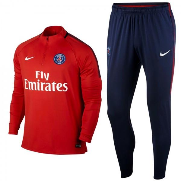 Тренировочный костюм FC PSG Nike Strike 2017/18
