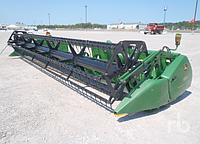 Жатки зерновые John Deere flex (625f, 630f, 925f, 930f)