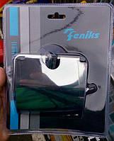 Настенный держатель для туалетной бумаги Feniks