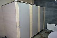 Туалетные перегородки. Изготовление, монтаж, фото 1
