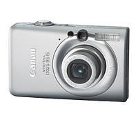 Фотоаппарат Canon IXUS 95 IS Silver, 1/2.3', 10Mpx, LCD 2.5', зум оптический 3x, цифровой 4x, SD, аккумулятор Li-lon, 120 г (витрина)