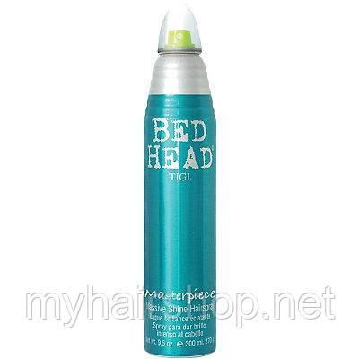 Лак для волосся з інтенсивним блиском TIGI Bed Head Masterpiece Hairspray 300 мл
