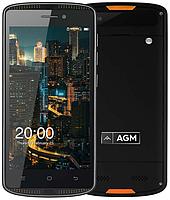 "AGM X1 Mini Black IP68 2/16 Gb, 5"", Snapdragon 210, 3G, 4G"