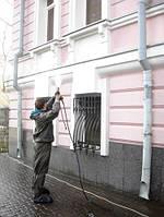 Мойка фасадов