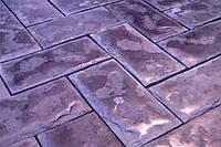 Формы для тротуарной плитки  «Булыжная  мостовая» глянцевые пластиковые АБС ABS