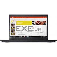 "Ноутбук Lenovo ThinkPad T470s 14"" Intel i7-7600U 16GB 1TB Intel HD W10P Black (20HF000XRT)"