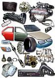 Запчасти на VW Volkswagen Golf, Passat, Transporter, Bora, Polo, Caddy, Jetta, Touareg, Touran, фото 4