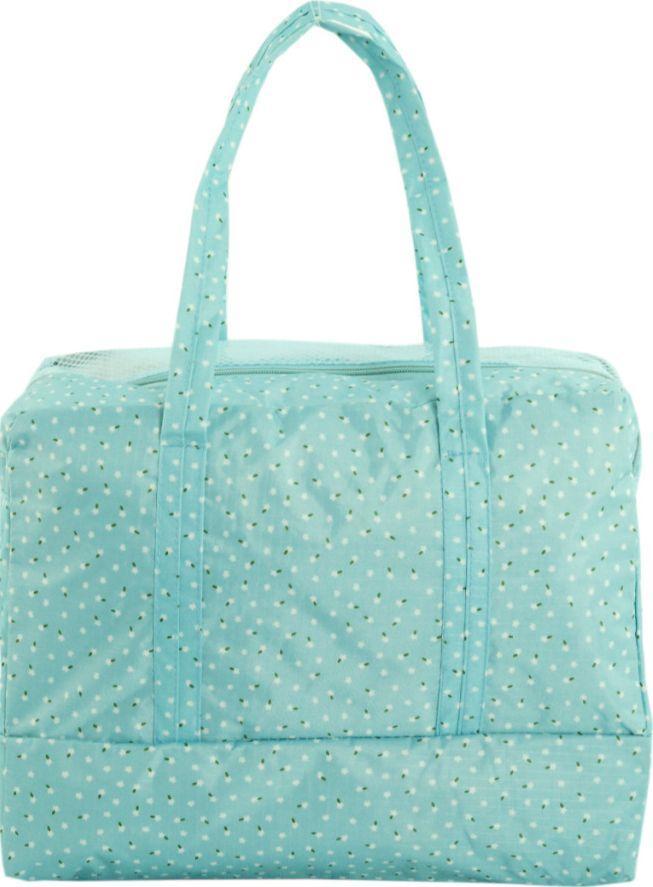 39817c1abfb9 Функциональная женская сумка Traum 7011-18 голубая — только ...