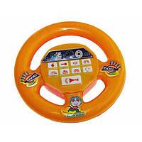 Музыкальная игрушка Руль 2898 / GST50450