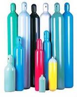 Баллон новый под кислород, углекислоту, аргон, азот, микс и др. Safegas  40 литров