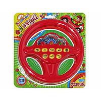 Музыкальная игрушка Руль JT7039UK