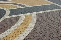 Формы для тротуарной плитки    «Старый город» глянцевые пластиковые АБС ABS