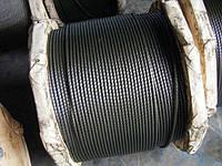 Канат (трос) стальной диаметр 42,0 мм ГОСТ  7669-80 от ГОСТ МЕТАЛЛ
