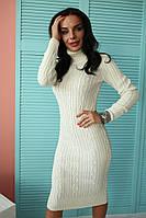 Женское стильное теплое  платье новинка 2017 опт и розница 7км