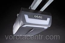 Автоматика FAAC D700 для секційних воріт площею до 10 кв. і висотою до 2,62 м