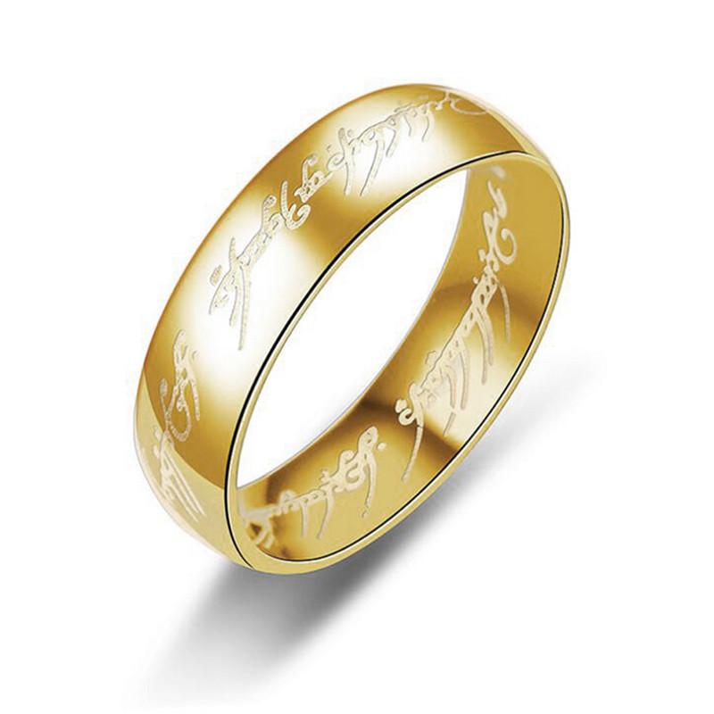 Кольцо Всевластия из «Властелина колец»!