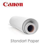"""Бумага без покрытия Standart Paper 24""""x50m 80г/м"""