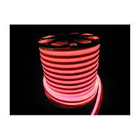 Светодиодный неон Led flex 12V IP68 красный