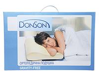 """Подушка ТЕП """"DonSon Gravity Free"""" 33х50 см"""