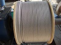 Канат (трос) стальной диаметр 60,5 мм ГОСТ  7669-80 от ГОСТ МЕТАЛЛ