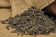 Крупнолистовой зелёный байховый чай