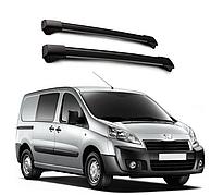 Поперечные рейлинги Peugeot Expert 2007-2015