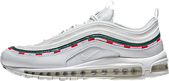 Женские кроссовки Undefeated x Nike Air Max 97 OG White