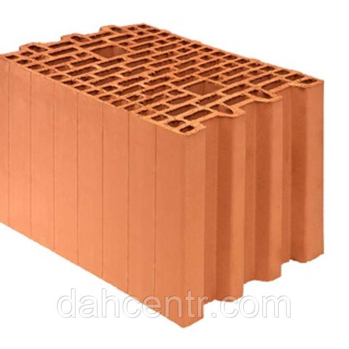 Керамический блок Porotherm 25 E3