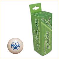Мячи для настольного тенниса JOOLA Spezial 3 Balls