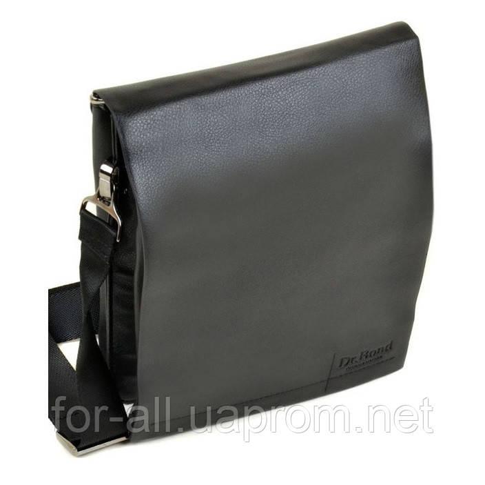 67b5625bfb7f Модная мужская сумка через плечо Dr. Bond 9887 black в интернет ...