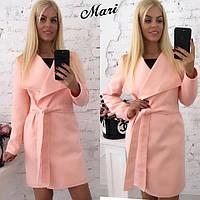 Утонченное и женственное пальто