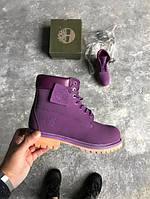 Женские ботинки Timberlend Violet 37