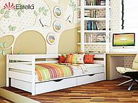"""Кровать деревянная """"Нота"""" 900х2000 (массив)"""
