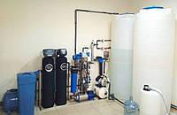 Пункт розлива воды 6000 л/сутки