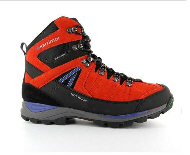 Трекинговые ботинки Karrimor Hot Rock Mens Walking Shoes - Sport Box в Кременчуге