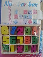 """Математичний набір """"Цифри"""" 9503"""