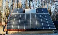 Сетевая СЭС под зеленый тариф 5 кВт, однофазная (986 $ годовой доход)