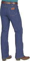 Купить джинсы Wrangler  0945NAV Regular Fit Rigid NAVY