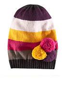 Новая коллекция шапочек из Германии в полоску