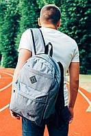 "Городской модный рюкзак Backpack Pobedov ""Roominess"""