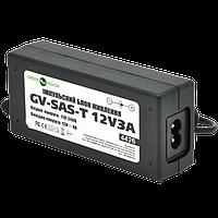 Імпульсний блок живлення GV-SAS-T 12V3A (36W)
