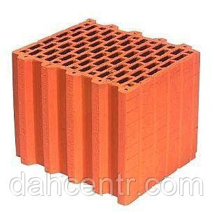 Керамический блок Porotherm 30 P+W