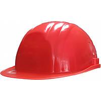 """Каска будівельна """"Універсал"""" червона Код:00905   Артикул:0132227А"""